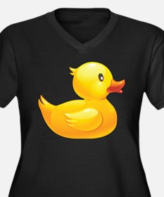 Rubber Duckie Plus Size T-Shirt