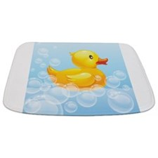Duck in Bubbles Bathmat