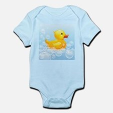 Duck in Bubbles Body Suit