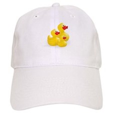 Trio of Ducks Baseball Baseball Cap