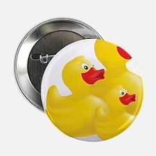 """Trio of Ducks 2.25"""" Button"""
