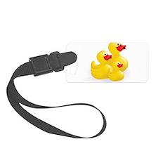 Trio of Ducks Luggage Tag