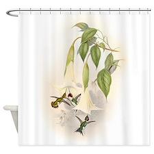 Goulds Hummingbirds Shower Curtain