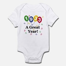 1933 A Great Year Infant Bodysuit
