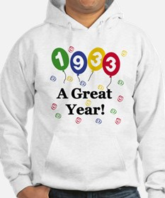 1933 A Great Year Hoodie