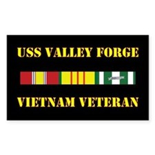 USS Valley Forge Decal