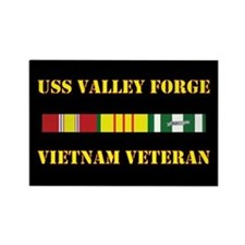 USS Valley Forge Magnets