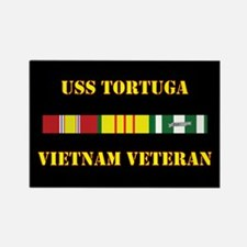 USS Tortuga Magnets