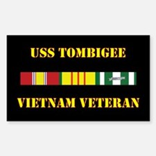 USS Tombigee Decal
