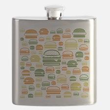 Burgers Flask