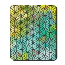 Sacred Geometry Mousepad