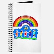 Rainbow Principles Kids Journal