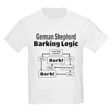German Shepherd Logic T-Shirt