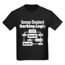 German Shepherd Logic T