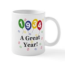 1934 A Great Year Mug