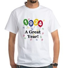 1934 A Great Year Shirt