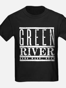 River Running T
