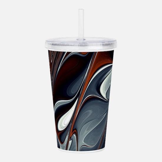 Cool Art Acrylic Double-wall Tumbler