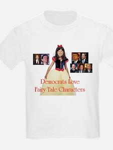 Which Democrat is Dopey T-Shirt