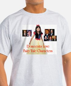 Which Democrat is Dopey T-Shirt