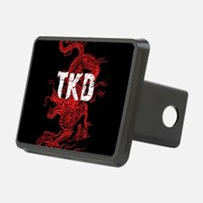 TKD Dragon Hitch Cover