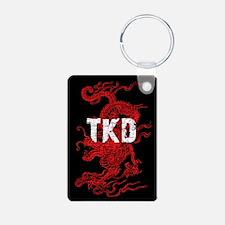 TKD Dragon Keychains