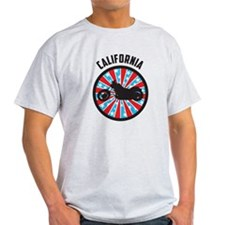 California Motorcycle T-Shirt