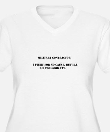 Military contractor T-Shirt