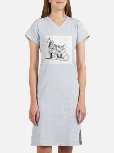American Cocker Spaniel Women's Nightshirt