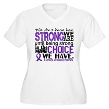 Lupus HowStrongWe T-Shirt