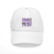Lupus HowStrongWeAre Baseball Cap