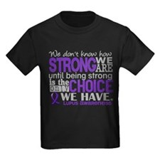 Lupus HowStrongWeAre T