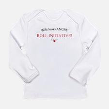 Roll Initiative Long Sleeve T-Shirt