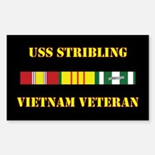 USS Stribling Decal