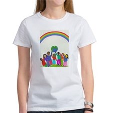 RainbowPeople1 T-Shirt