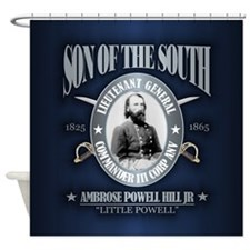 Ambrose Powell Hill Shower Curtain