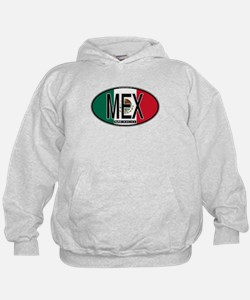 Mexico Colors Hoodie
