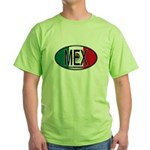 Mexico Colors Green T-Shirt