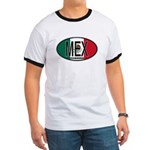 Mexico Colors Ringer T