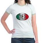 Mexico Colors Jr. Ringer T-Shirt