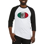 Mexico Colors Baseball Jersey