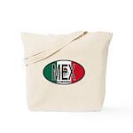 Mexico Colors Tote Bag