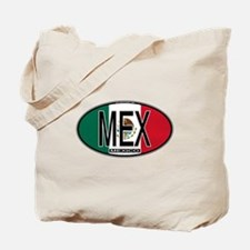Mexico Colors Tote Bag