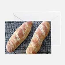 Baguettes SIWGrace Greeting Card
