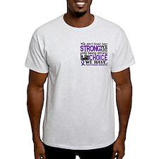 Crohn's HowStrongWeAre T-Shirt