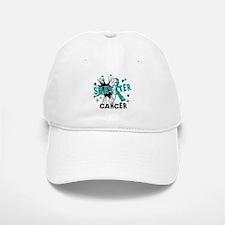 Shatter Cervical Cancer Baseball Baseball Cap