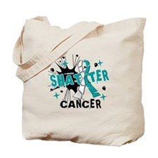 Shatter Cervical Cancer Tote Bag