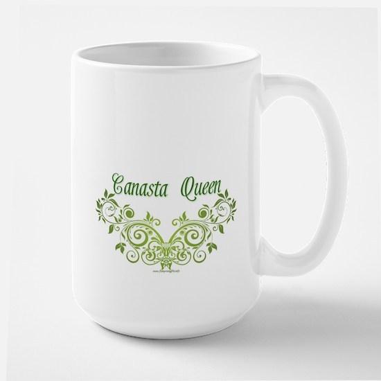 Canasta Queen 2 Mugs