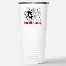 Shatter Mesothelioma Stainless Steel Travel Mug