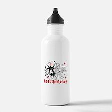 Shatter Mesothelioma Water Bottle